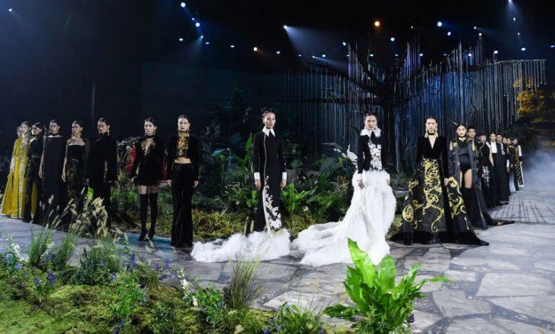 Homegrown Aesthetics Star at China Fashion Week