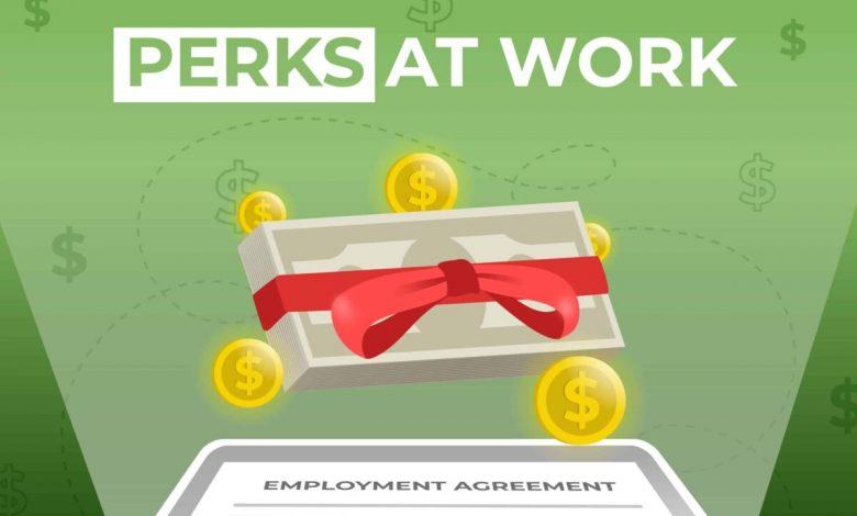 perks at work