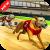 Pet Dog Simulator games offline: Dog Race Game 1.7 Mod Apk (unlimited money)