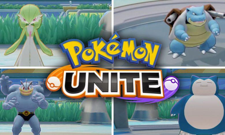 Pokemon Unite Tier List (September 2021)