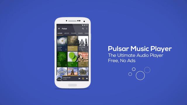 Pulsar Music Player Mod Apk 1.10.8 [Unlocked]