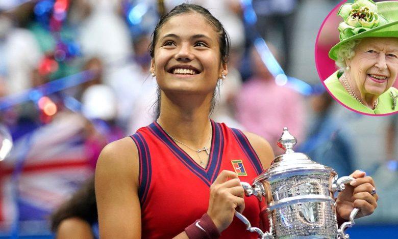 Royals Congratulate Emma Raducanu After U.S. Open Win