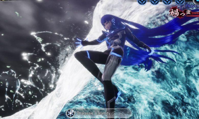 Atlus Shows Off New Shin Megami Tensei 5 Screenshots of Demon Negotiation and Fusion