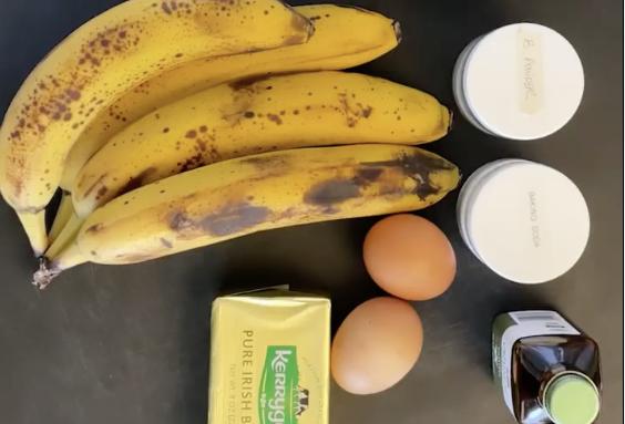 Courteney Cox's Best Gluten And Sugar Free Banana Bread