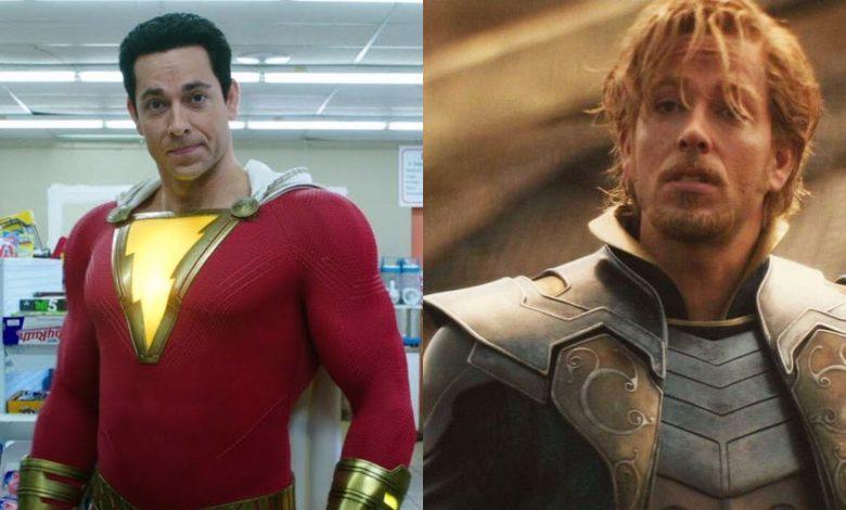 Shazam! Star Zachary Levi Reveals Promise Marvel Broke On Thor Sequels