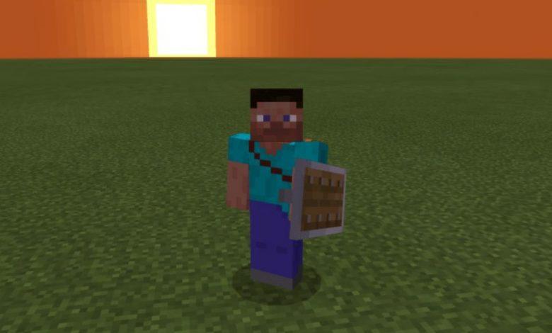 Shields in Minecraft
