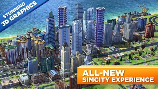 SimCity BuildIt Mod APk 1.39.2.100801 [Unlimited Money]