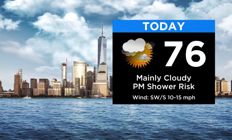 CBS2's 9/5 Sunday Morning Forecast – CBS New York