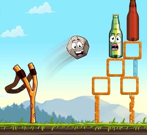 Slingshot Shooting Games: Bottle Shoot Free Games 2.0.072 Mod Apk (unlimited money)