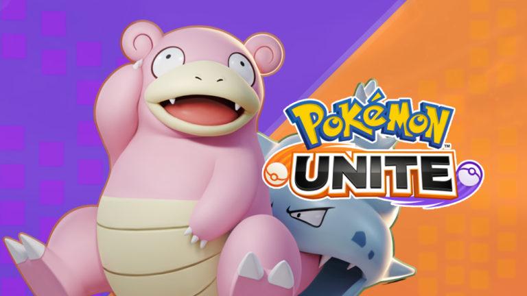 Slowbro receives new Holowear in Pokemon UNITE's latest update