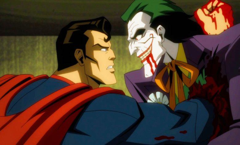 Injustice R-Rated Trailer Reveals Superman's Brutal Murder of Joker