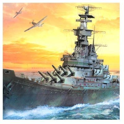 WARSHIP BATTLE 3D World War II 3.3.9 (MOD, Unlocked Ships) Free For Android INewKhushi