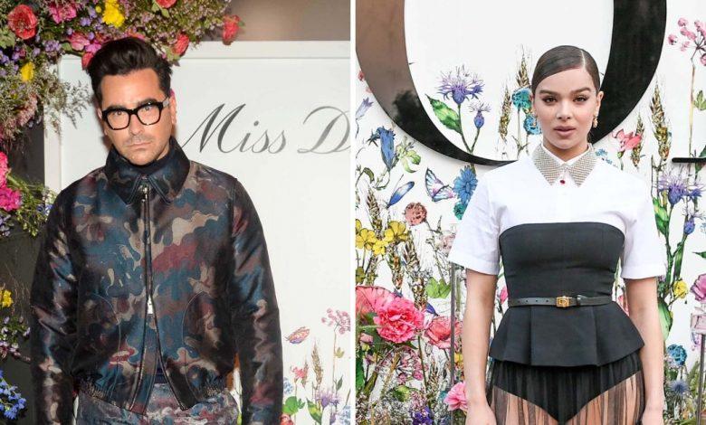 Miss Dior Garden Pop-Up: What the Stars Wore