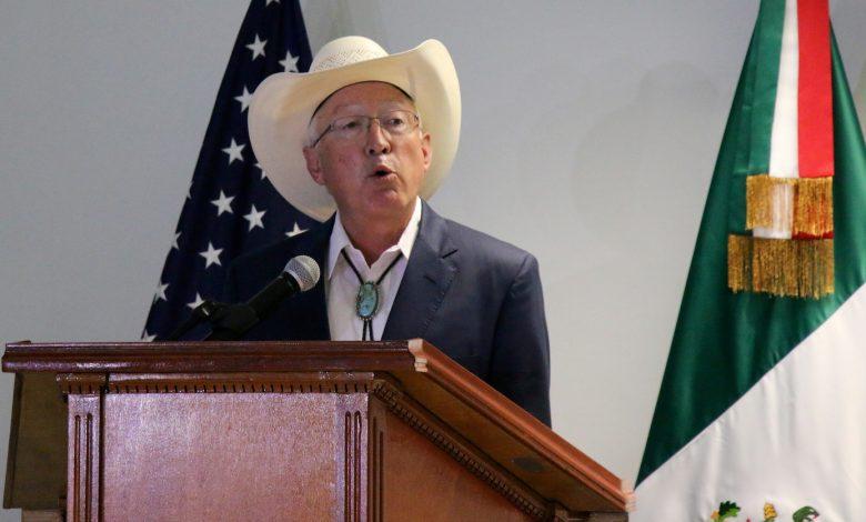 New U.S. ambassador to Mexico, veteran of immigration debate, arrives amid border surge