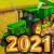 Village Tractor Drive 2021-Farm Offroad Sim Games 1.05 Mod Apk (unlimited money)