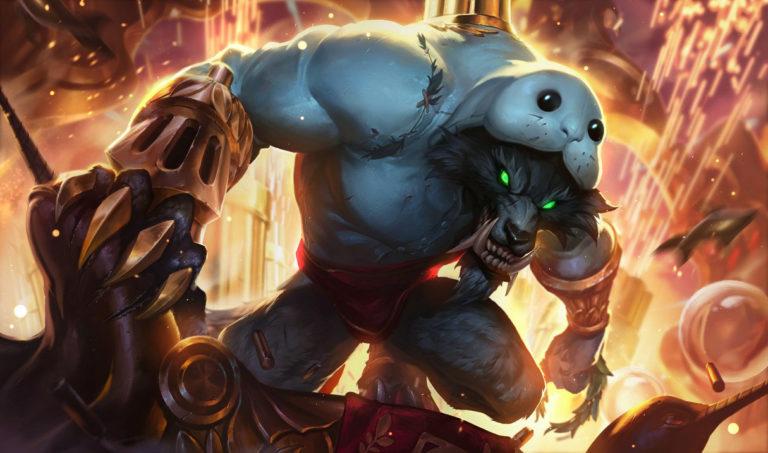 Warwick player claws back from brink of death against near full-health Nunu