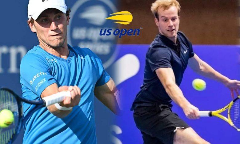Casper Ruud vs van de Zandschulp LIVE streaming in US Open 2021