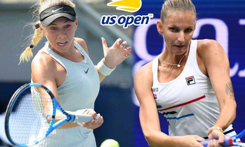 Karolina Pliskova vs Amanda Anisimova US Open 2021 2nd round preview