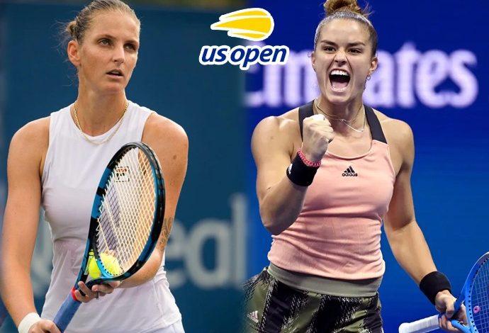 Karolina Pliskova vs Maria Sakkari LIVE streaming in US Open 2021 Quarterfinals for semifinals spot- Follow LIVE updates
