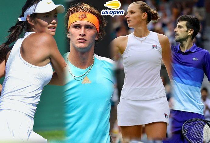 US Open Quarterfinals LIVE: Novak Djokovic, Emma Raducanu, Karolina Pliskova, Alexander Zverev expected to enter semifinals- Follow US Open Day 10 LIVE updates