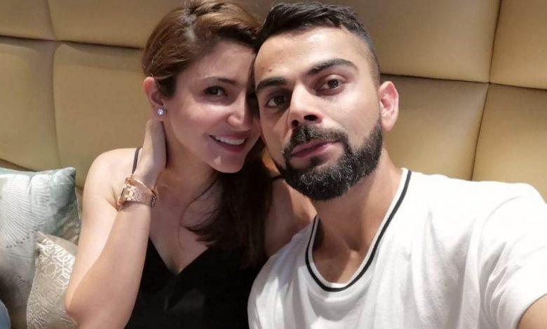 Virat Kohli's wife Anushka Sharma pics welcome at hotel in UAE