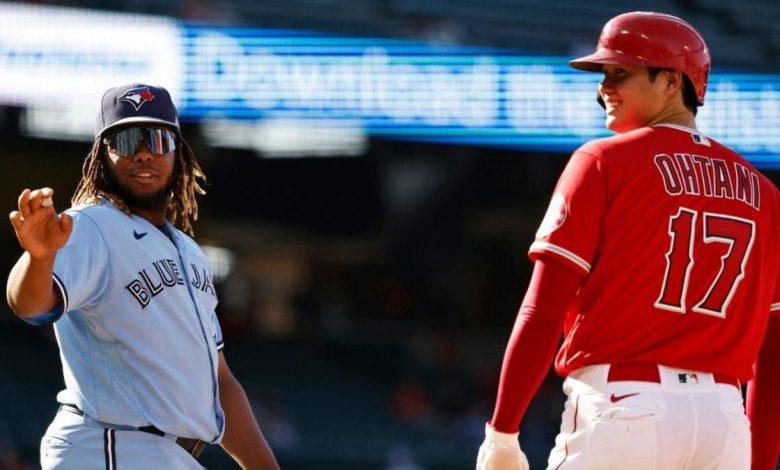 MLB MVP races: Shohei Ohtani and Vladimir Guerrero Jr. in two-man race; Fernando Tatis Jr. leads pack in NL