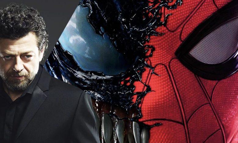 Andy Serkis teases when Venom might meet Spider-Man