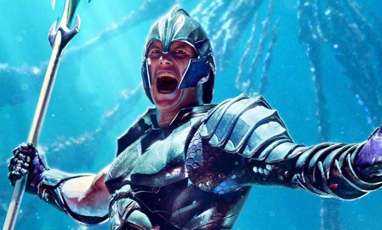 Aquaman 2 Ocean Master