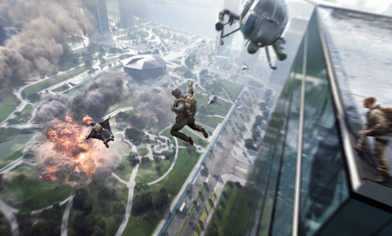 Battlefield 2042 Open Beta start and end dates