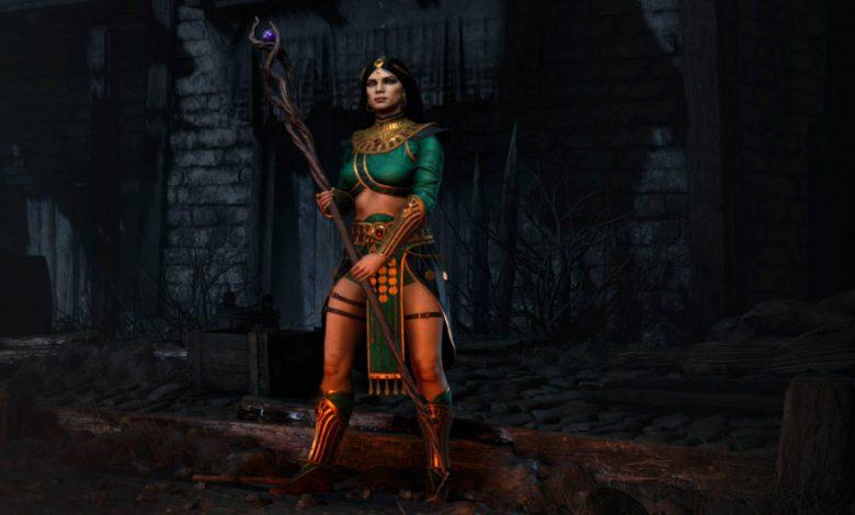 The best Diablo 2 Resurrected Sorceress build