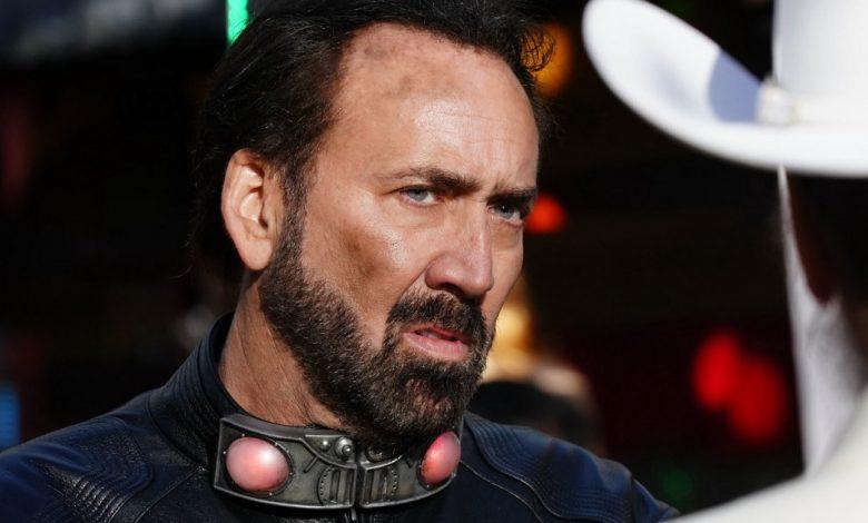 November Blu-ray release for Nicolas Cage film