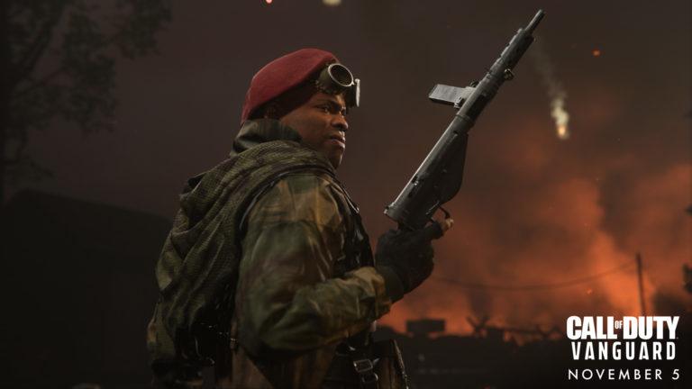 All of the killstreaks in Call of Duty: Vanguard