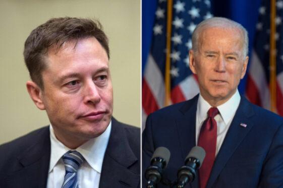 """""""He's Still Sleeping"""": Elon Musk Mocks President Biden for Utter Incompetence"""
