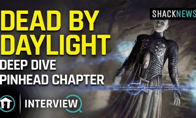 Dead by Daylight Hellraiser Chapter & Pinhead deep dive