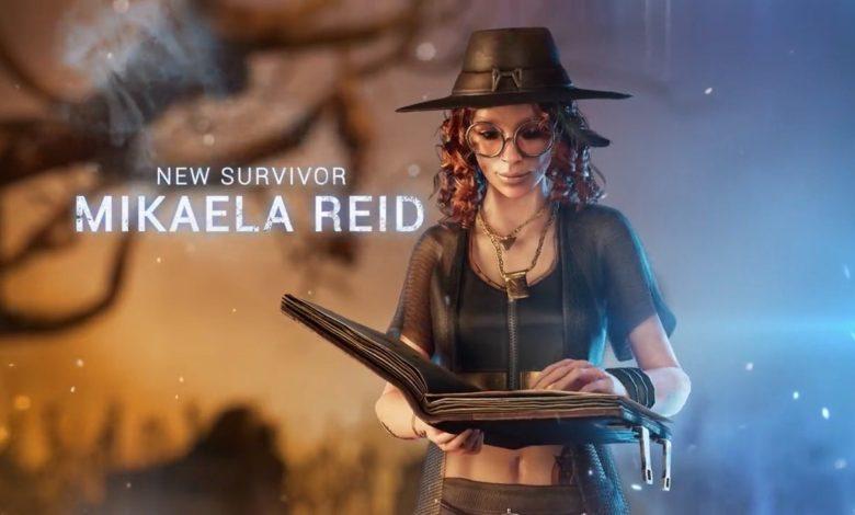 All Perks For New Dead By Daylight Survivor Mikaela Reid