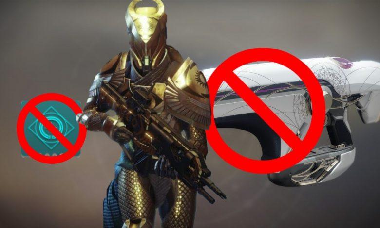 Bungie Disables Destiny 2's Problematic Telesto Fusion Rifle