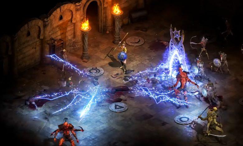 The best Diablo 2 Resurrected Amazon build