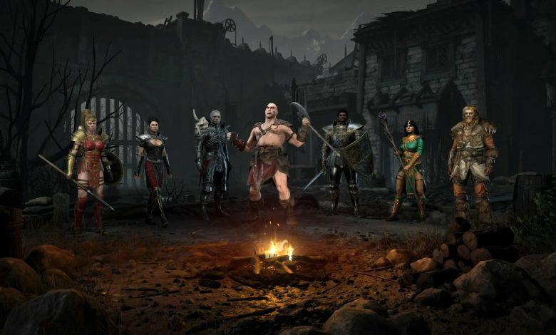The best Diablo 2 Resurrected classes