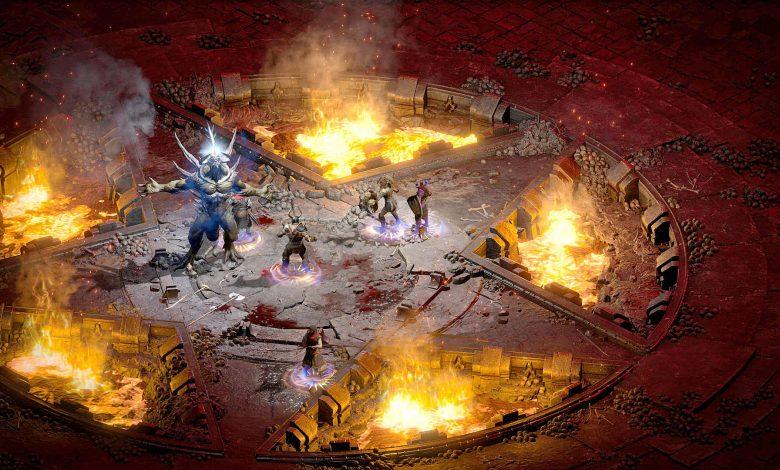 Diablo 2: Resurrected review in progress – beautiful, safe remaster