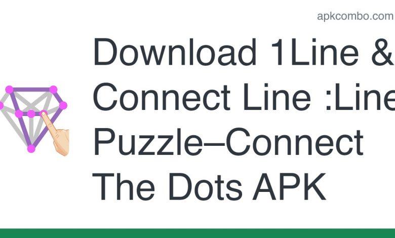 Download 1Line & Connect Line :Line Puzzle–Connect The Dots APK