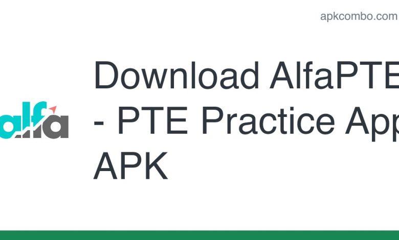 Download AlfaPTE - PTE Practice App APK