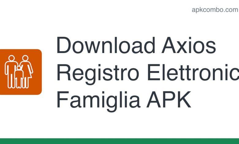 Download Axios Registro Elettronico Famiglia APK