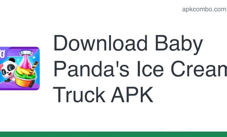 Download Baby Panda's Ice Cream Truck APK