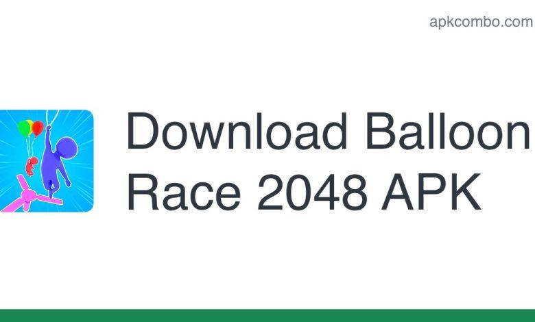 [Released] Balloon Race 2048
