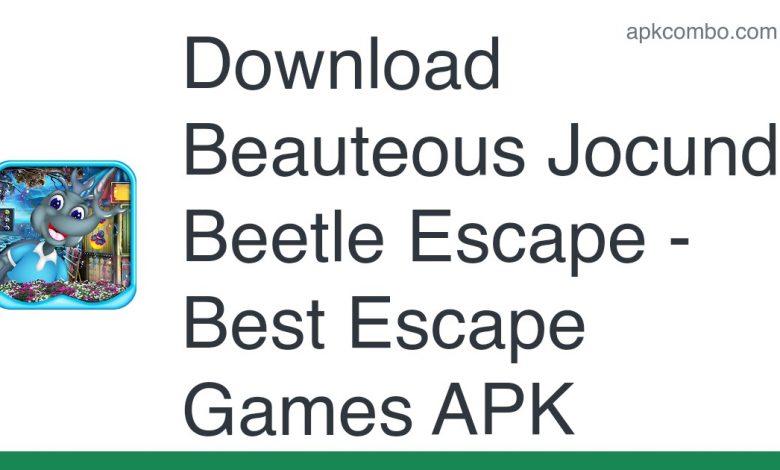 Download Beauteous Jocund Beetle Escape - Best Escape Games APK