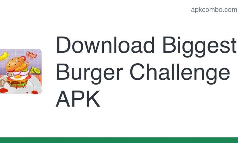 Download Biggest Burger Challenge APK