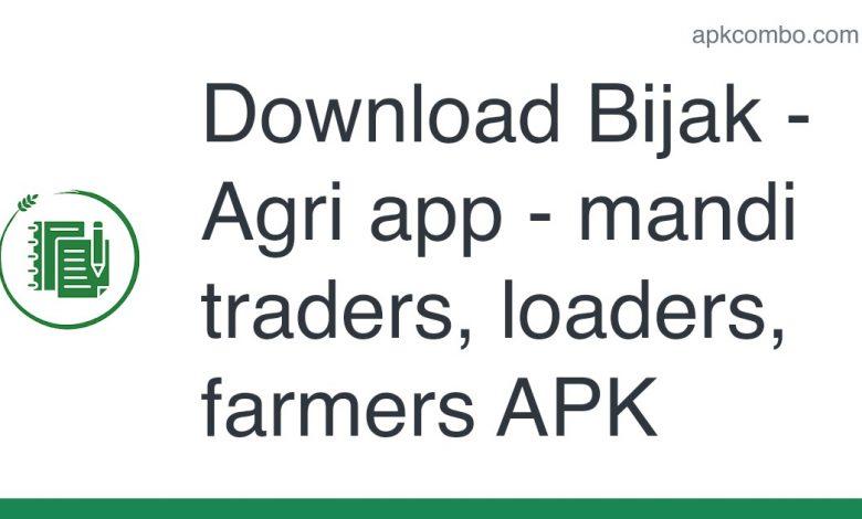 Download Bijak - Agri app - mandi traders, loaders, farmers APK