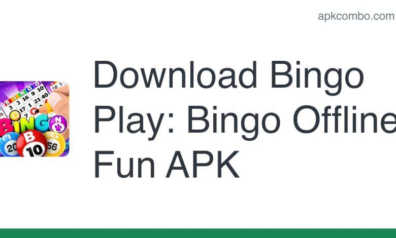 Download Bingo Play: Bingo Offline Fun APK