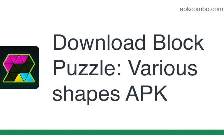 Download Block Puzzle: Various shapes APK