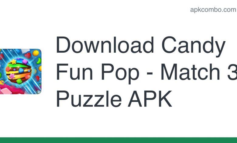 Download Candy Fun Pop - Match 3 Puzzle APK